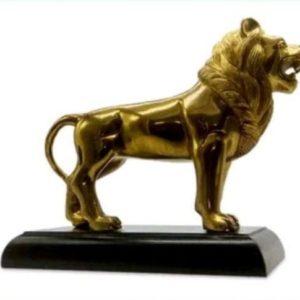 Brass Lion Vaastu Remedies